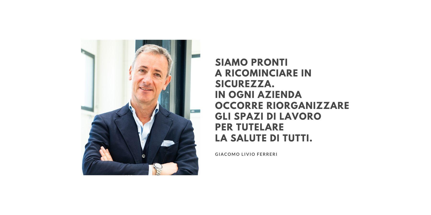 Giacomo Livio Ferreri