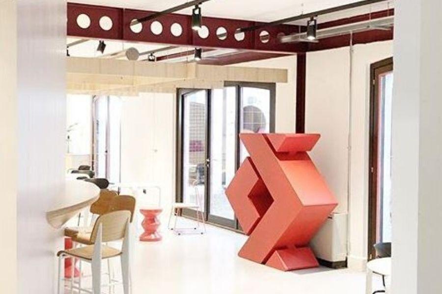 ristrutturazione e interior design ufficio Milano