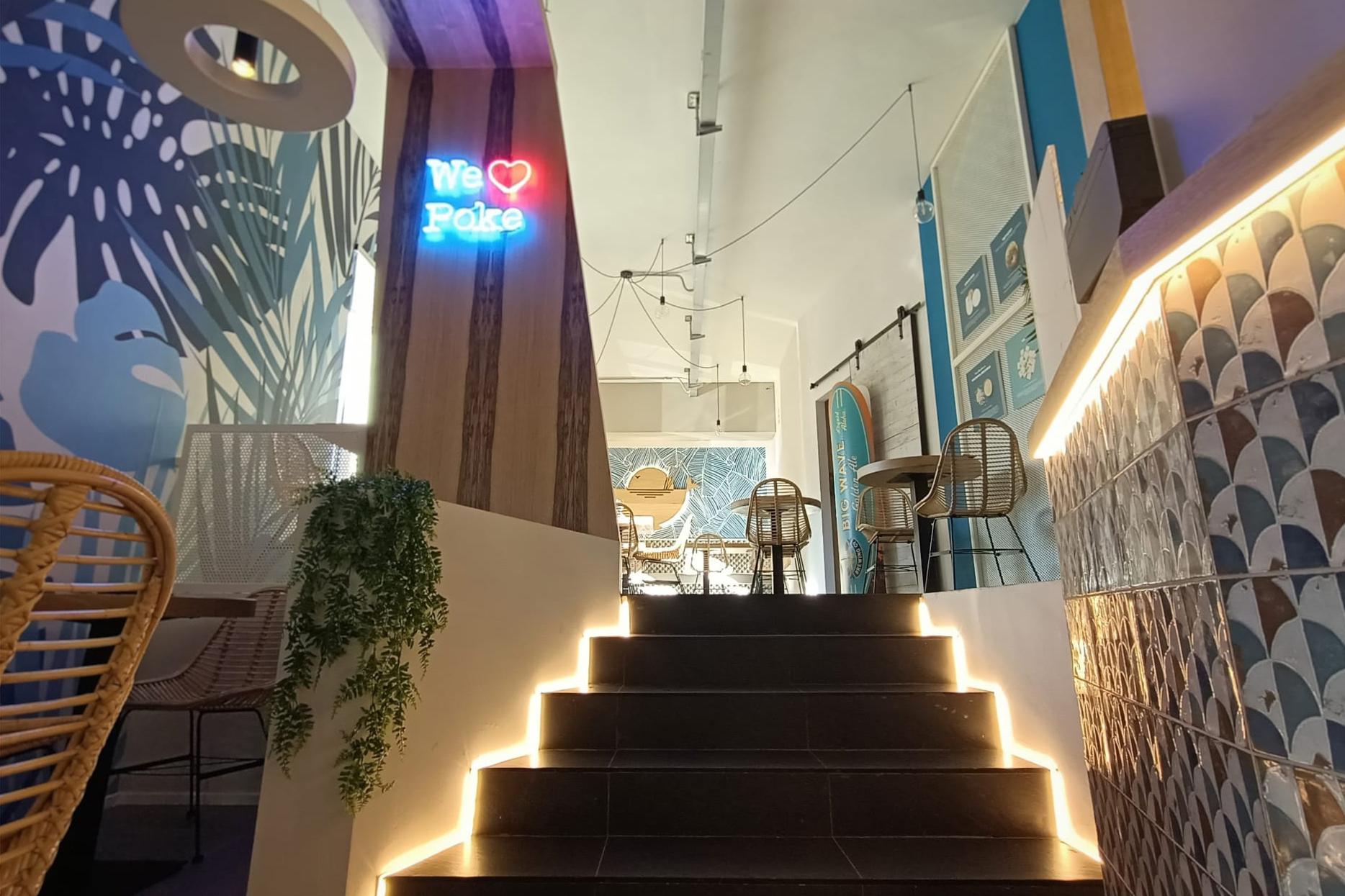 ristrutturazione retail ristorante torino